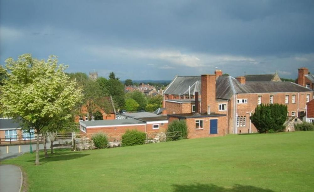 территория Oswestry School