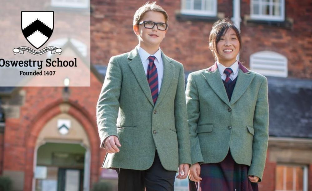 студенты Oswestry School