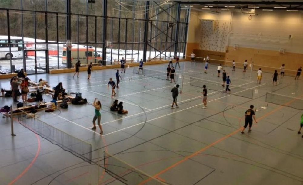 спортзал Berlin Brandenburg International School