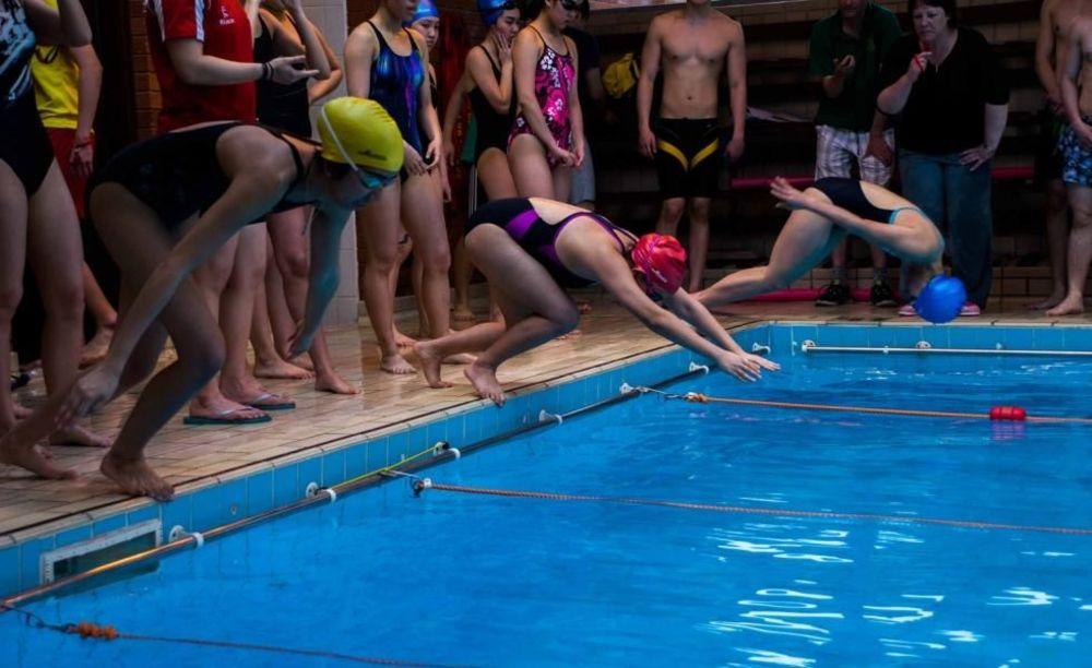 Плавание Concord College