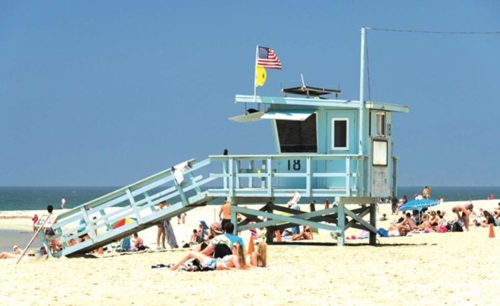 пляж California State University, Northridge St Giles Summer