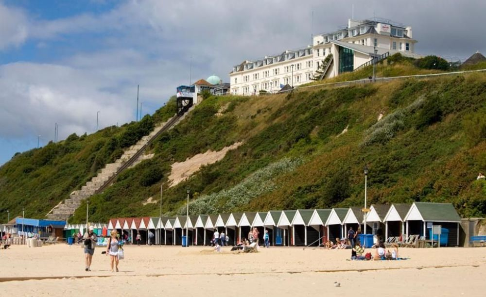 Пляж International Project Bournemouth