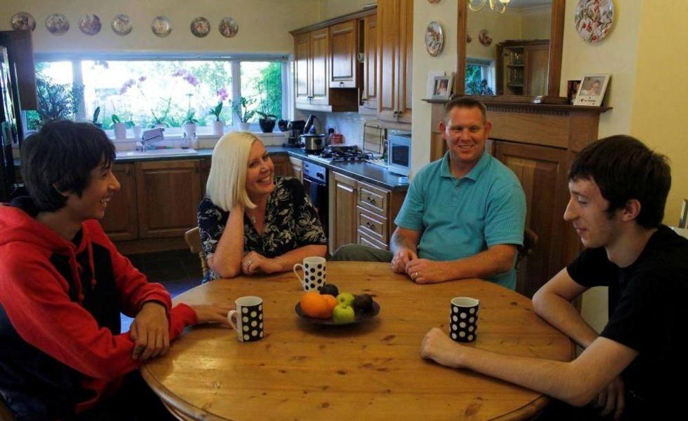 Принимающая семья OISE Folkestone