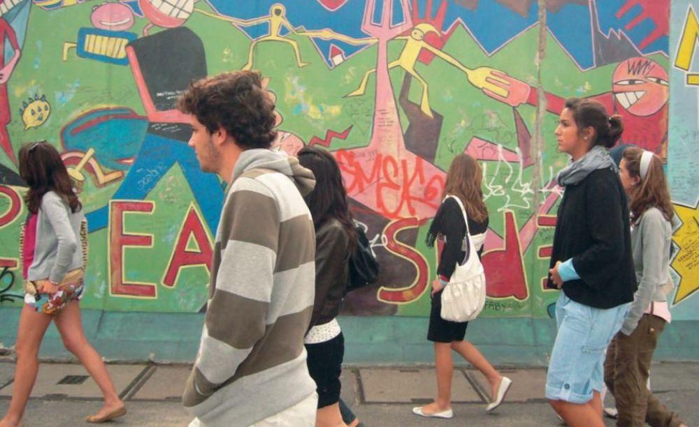 прогулка в школе GLS Berlin
