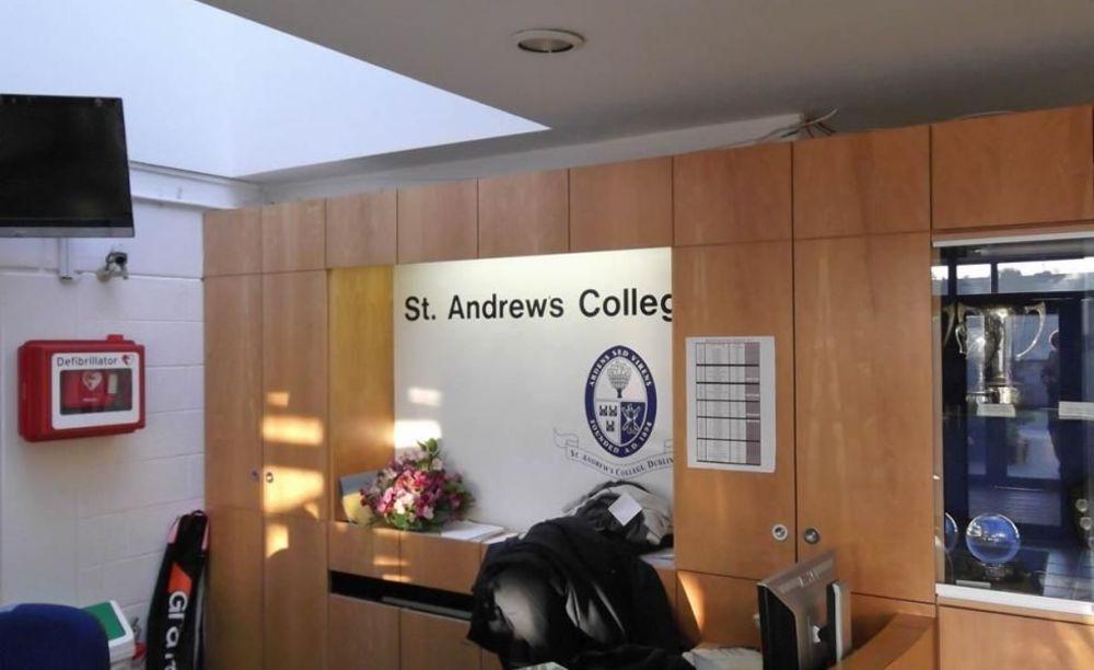 Ресепшн St Andrew's College