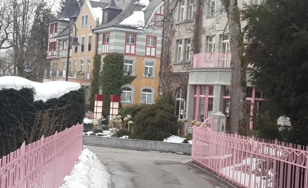 Резиденции Institute auf dem Rosenberg. Аспект - Образование за рубежом.
