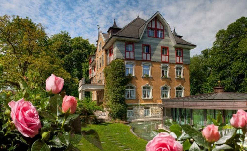 Резиденция Institute auf dem Rosenberg. Аспект - Образование за рубежом.