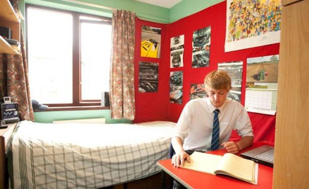 резиденция Strathallan School