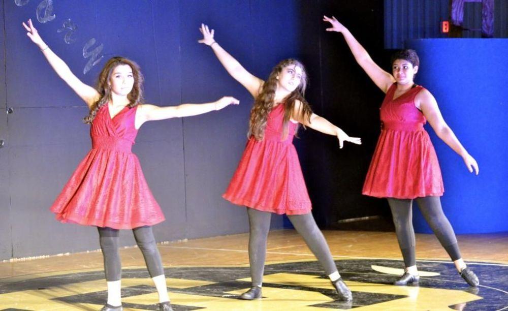 Ribet Academy танцы