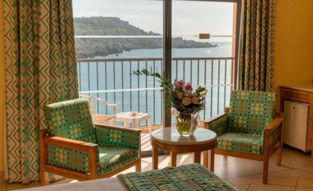номер в отеле Clubclass Mellieha, Paradise Bay Hotel