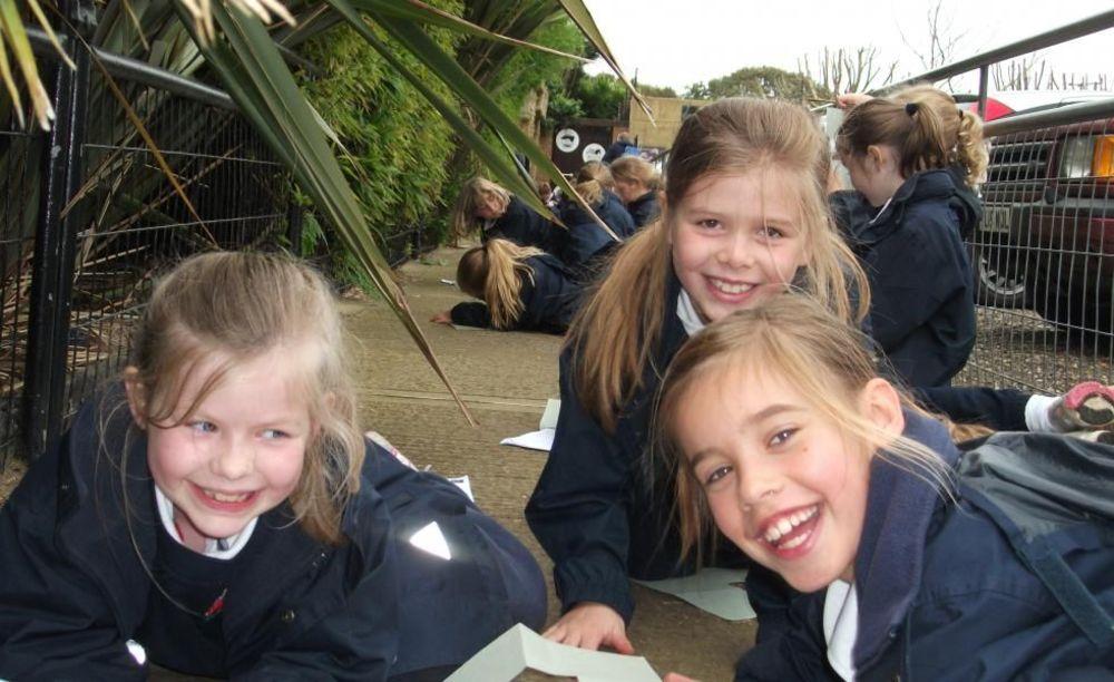 Ryde School дети в младшей школе