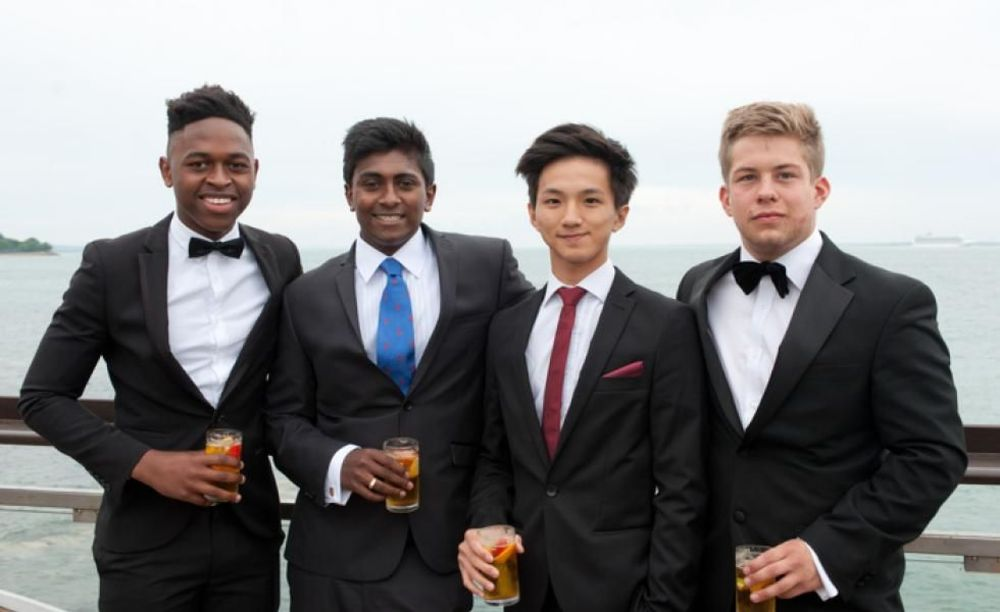 Ryde School выпускники