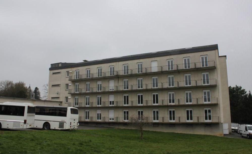 Saint-Denis International School Summer Camps здание резиденции для девочек