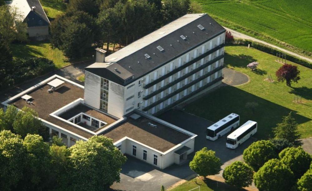 Saint-Denis International School вид на здание резиденции для девочек