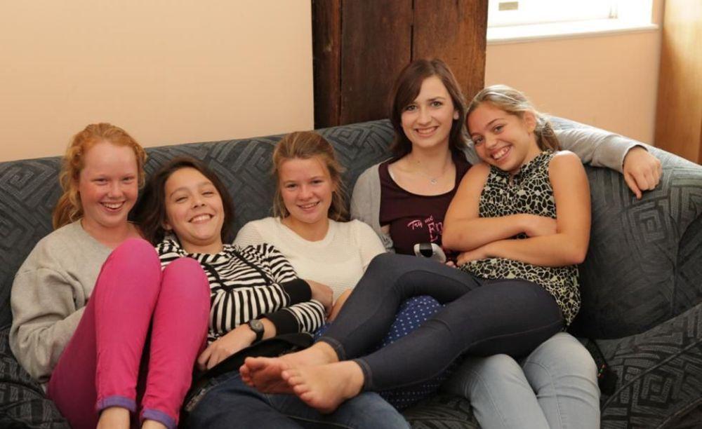 Saint Felix School девочки в резиденции