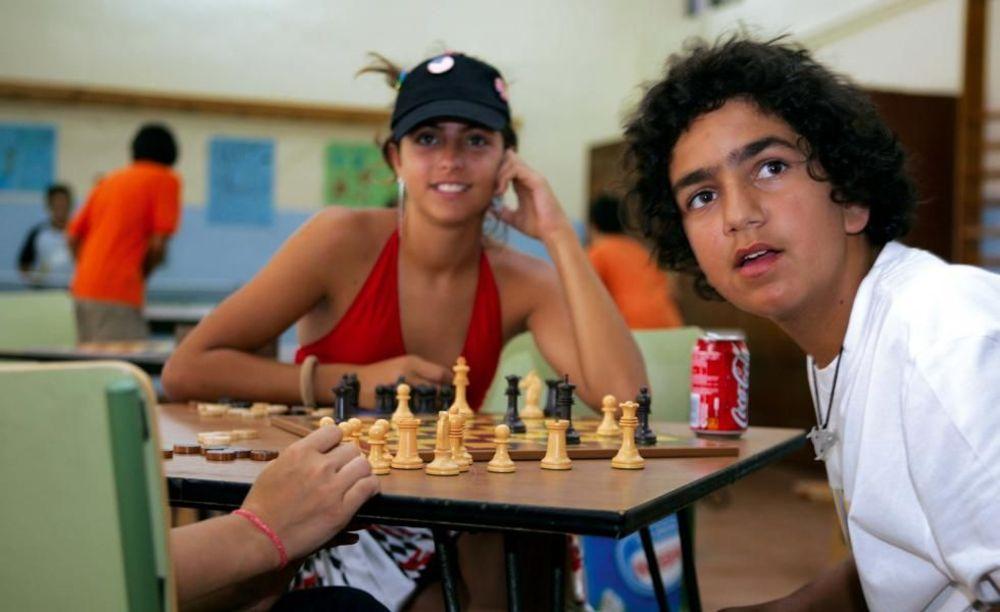 развлекательные мероприятия в лагере Salamanca, Enfocamp