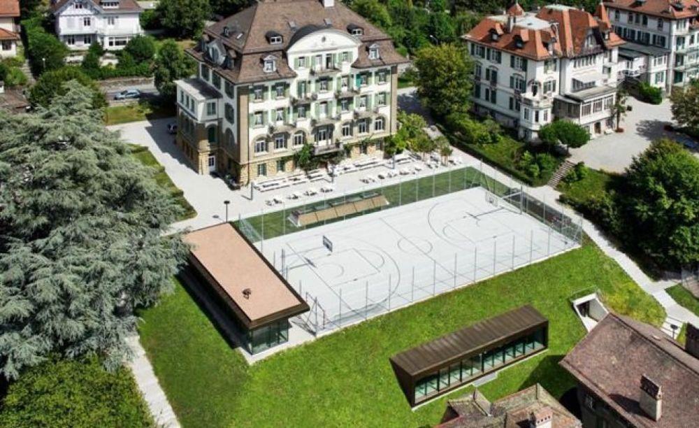 Школа 2 Brillantmont International School. Аспект - Образование за рубежом.