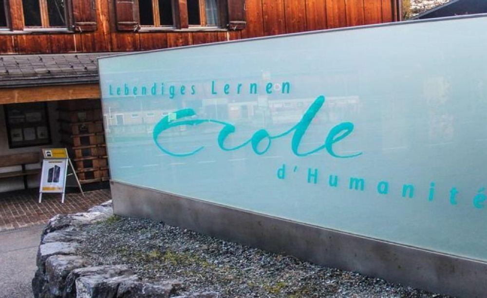 Школа Ecole d'Humanite