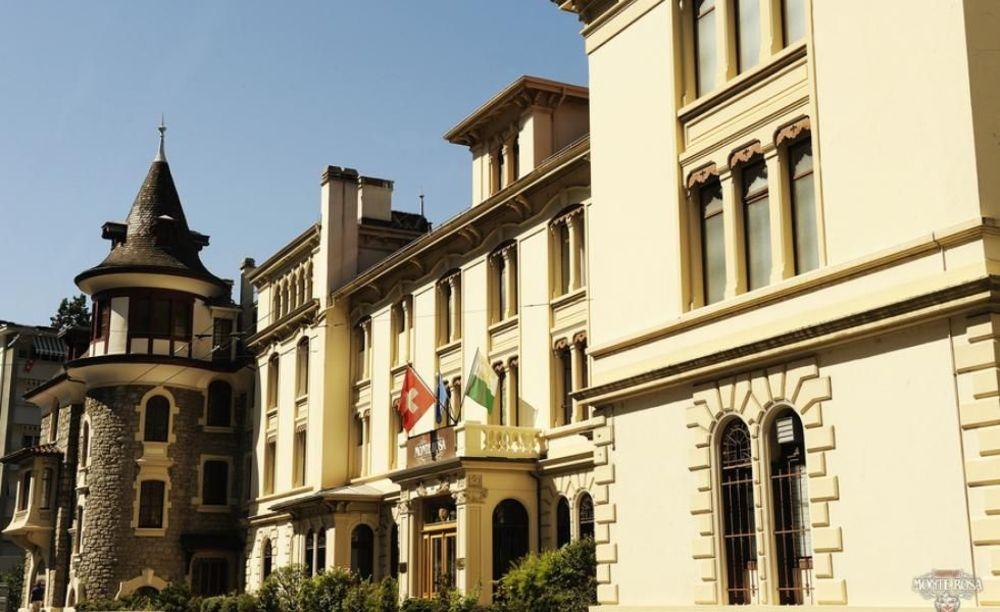 Школа Institut Monte Rosa