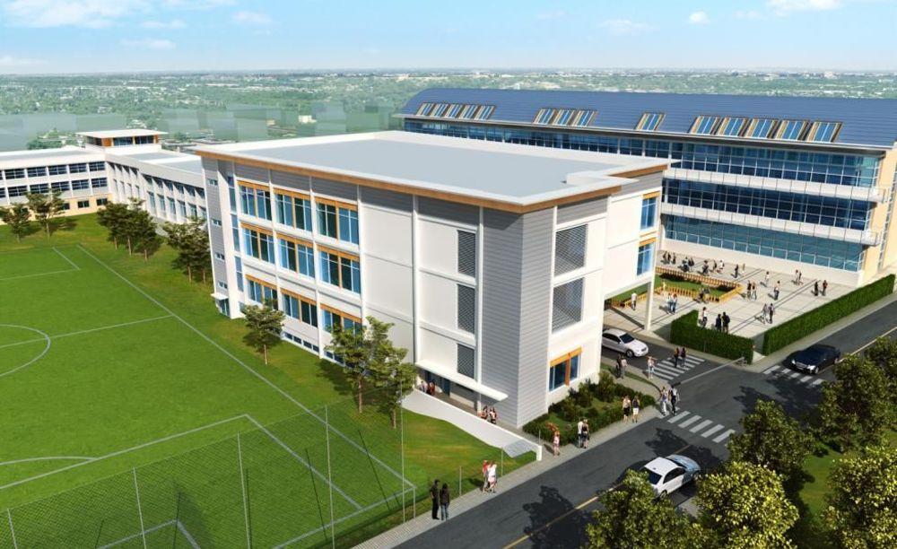 кампус College du Leman