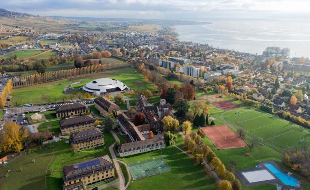 Школа Institut Le Rosey