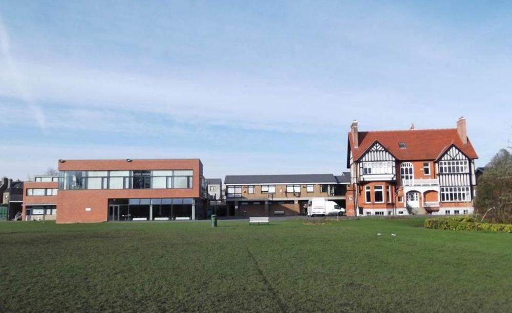Школа Sandford Park