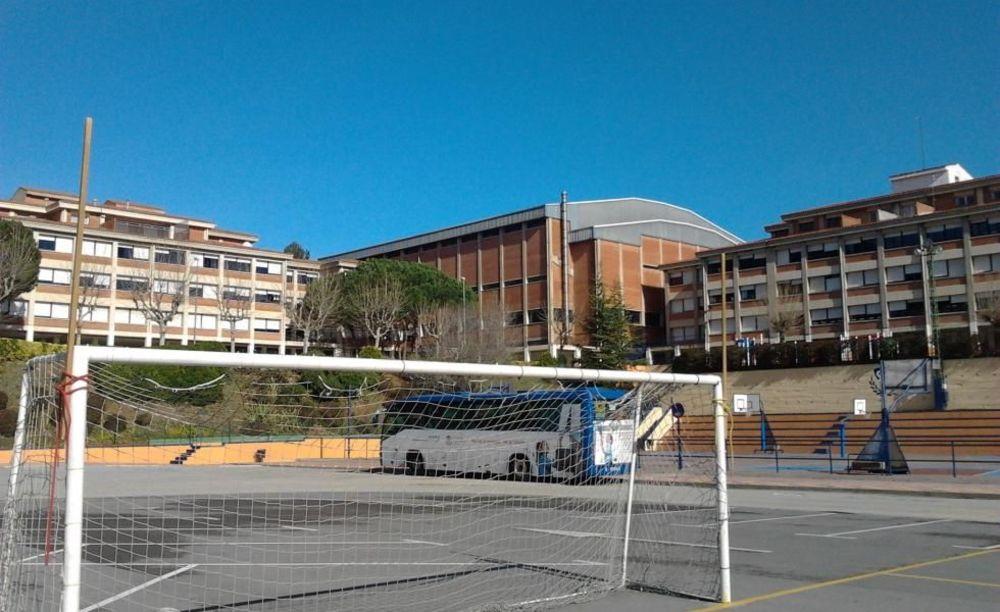 школа SEK-Catalunya регби