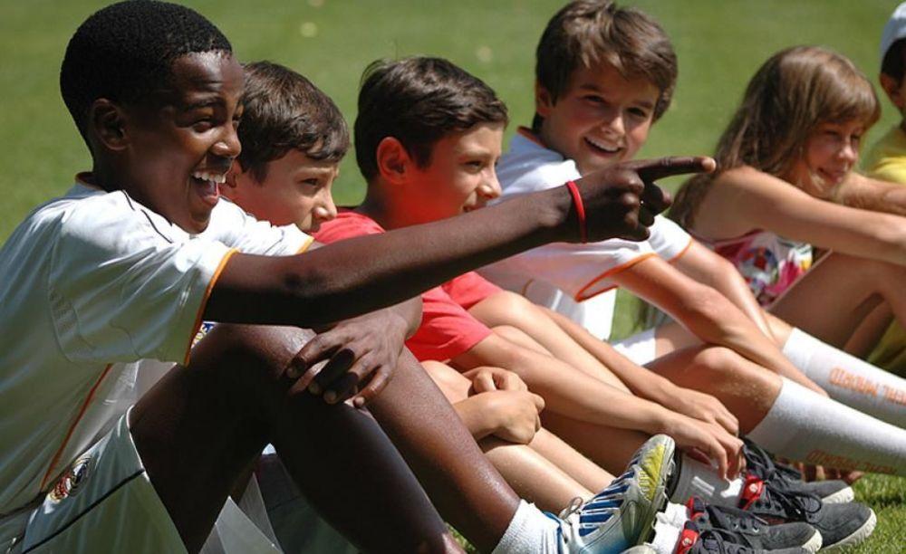 спортивный лагерь King's College, The British School of Madrid
