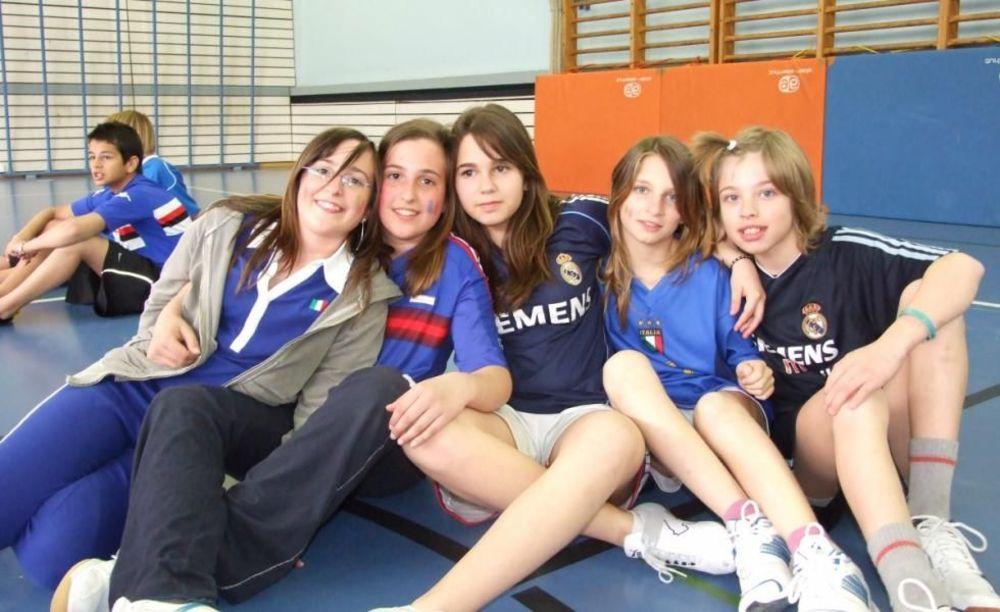 спорт в школе Ecole Nouvelle de la Suisse Romande