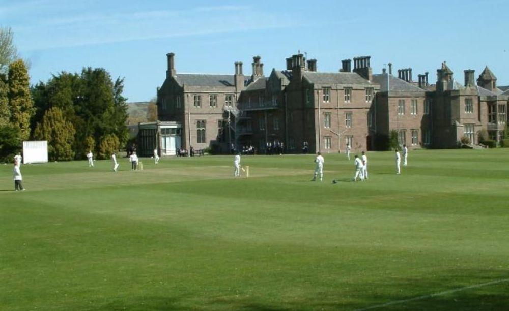 спортивная площадка Strathallan School