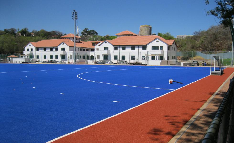 спортивные площадки Roedean School