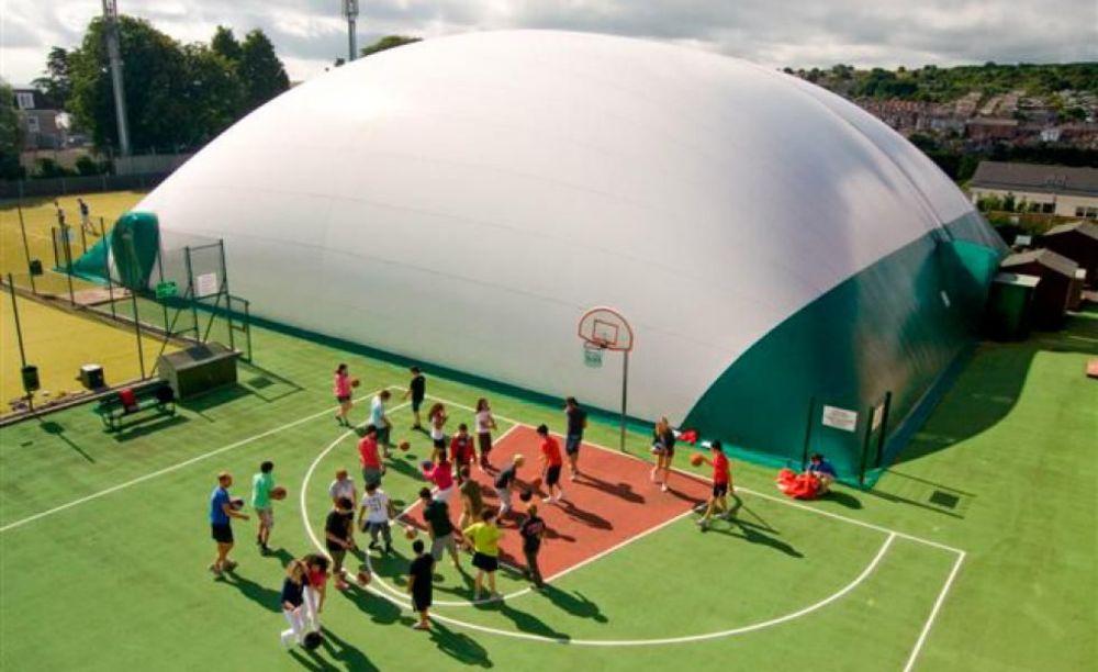 Спортивный центр Harrow House. Аспект - Обучение за рубежом.