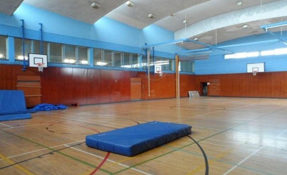 Спортивный зал Dean Close School