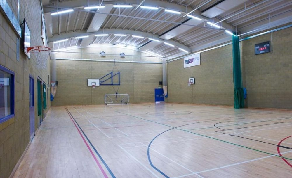 Спортивный зал Royal Holloway University