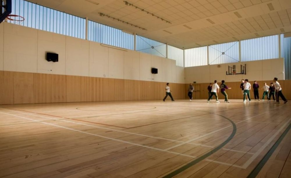 Спортивный зал Sandford Park