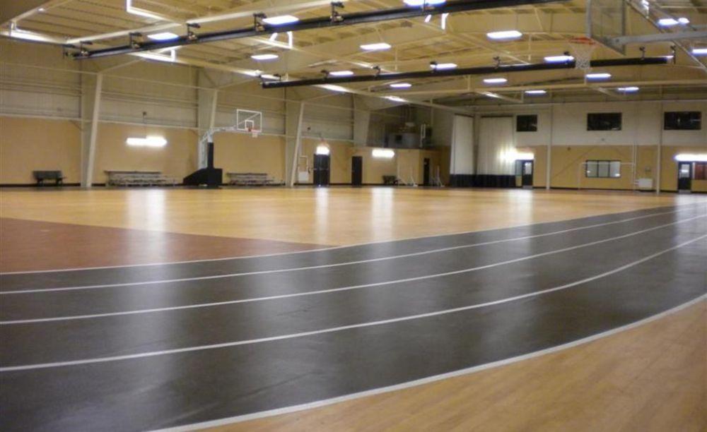 спортзал в школе Ridley College