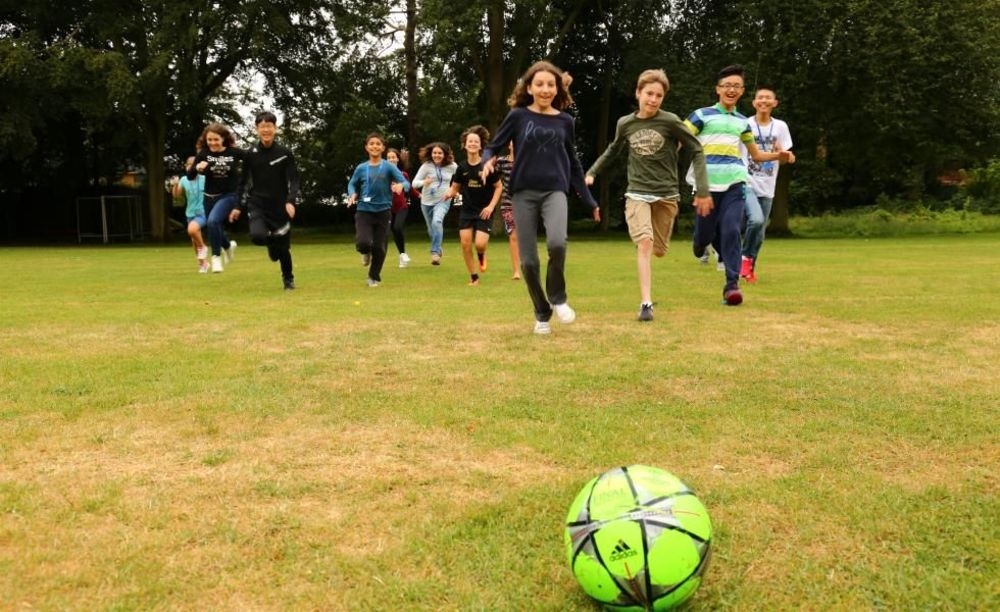 St. Clare's, Oxford Summer спорт для младших школьников