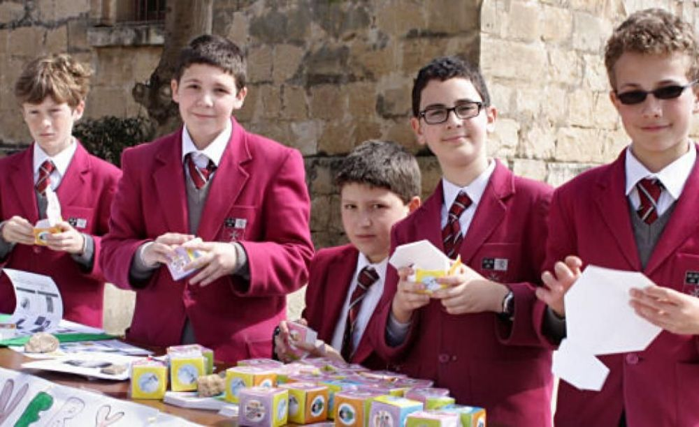 St Edward's College, Malta факультатив у детей