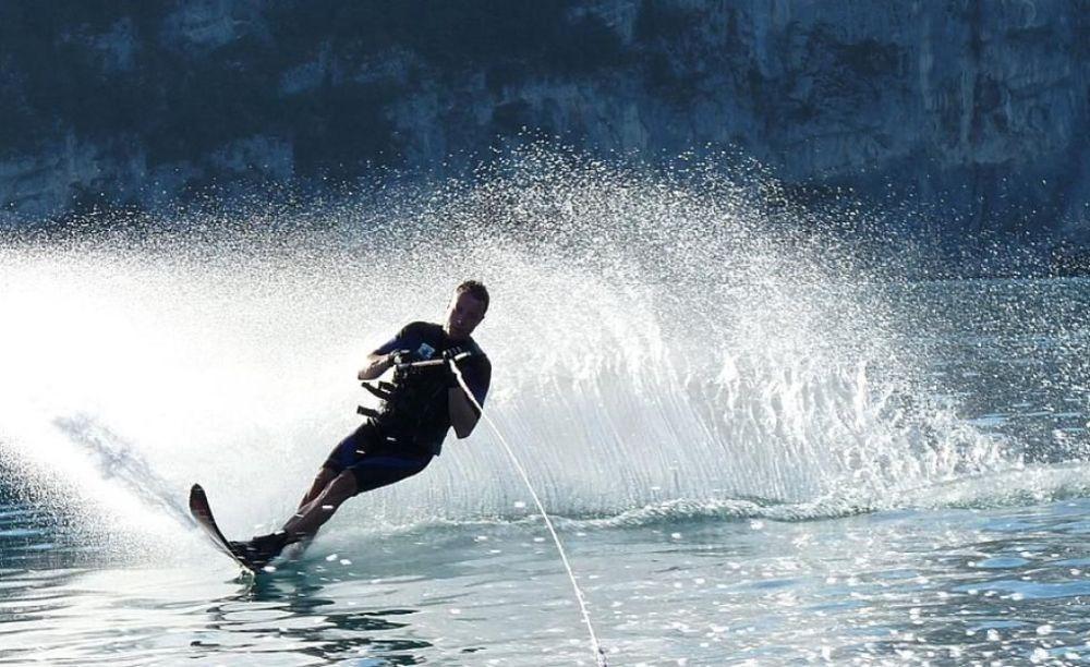 водные виды спорта для учеников школы St. Gilgen International