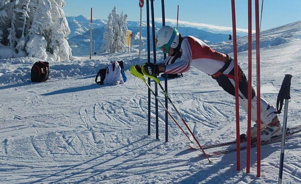 лыжный спорт в школе St. Gilgen International