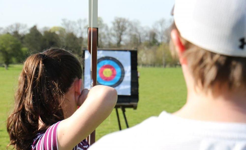 Стрельба из лука St Albans. Аспект - Образование за рубежом.