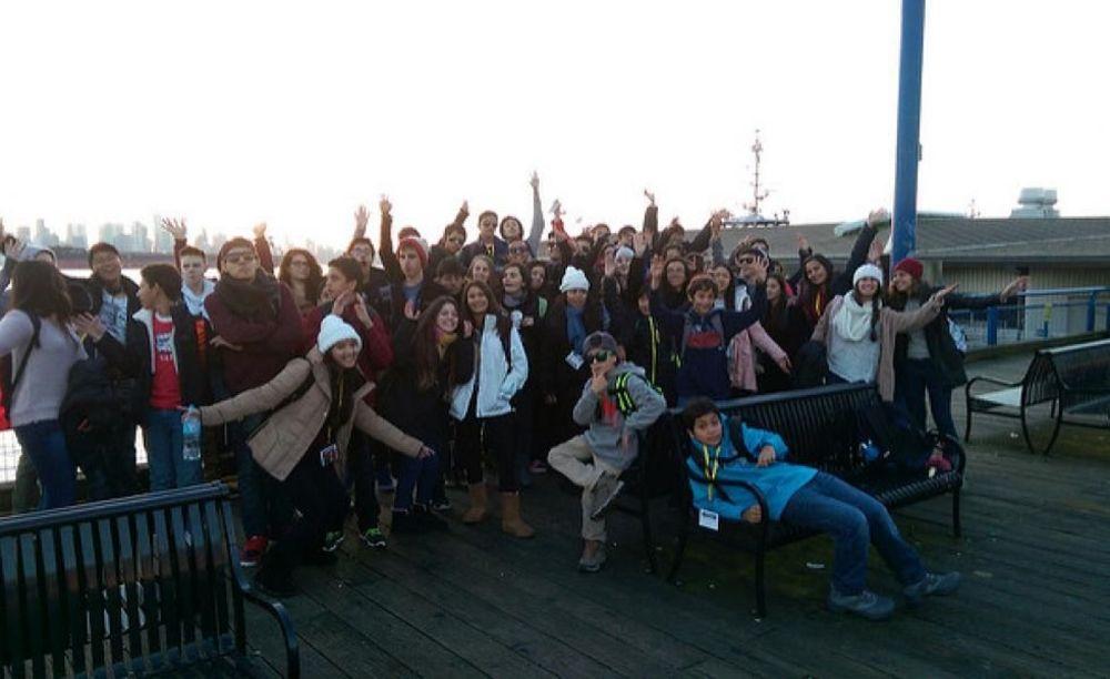 Tamwood Vancouver Winter Camp участники программы