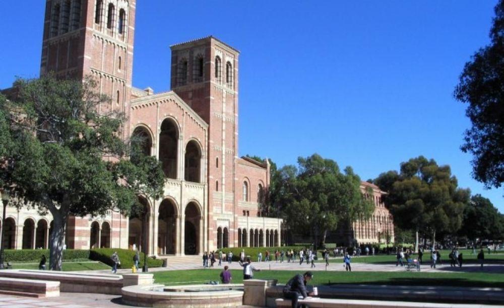 кампус UCLA лагерь Tamwood в Лос-Анджелесе