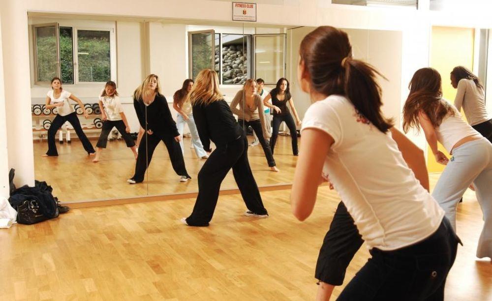 Танцы College du Leman