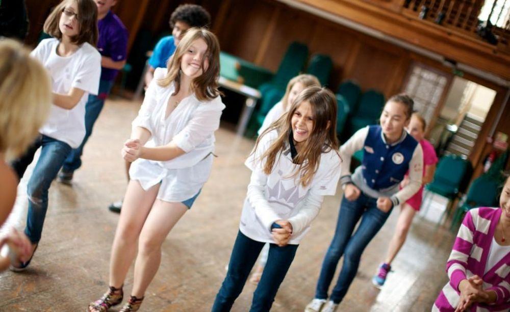 Танцы Kings Summer Farringtons. Аспект - Образование за рубежом.