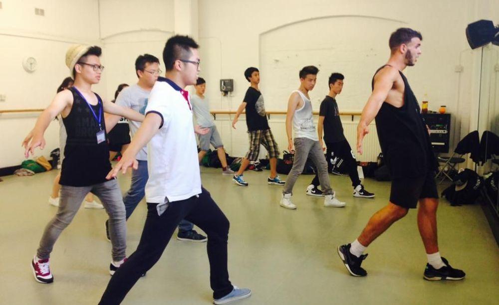 Танцы Moira House Summer Camp
