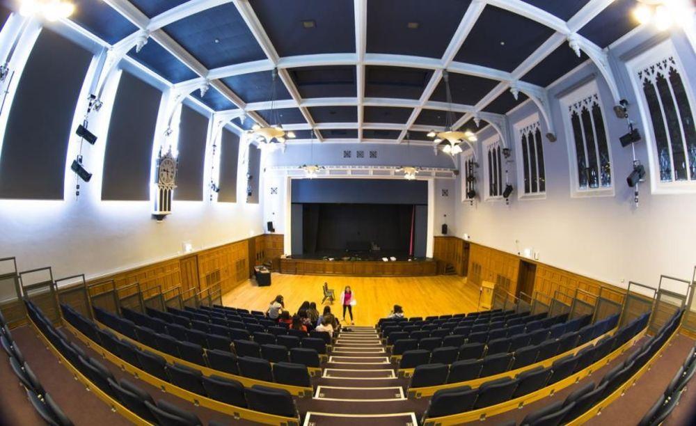 Театр Cheltenham College