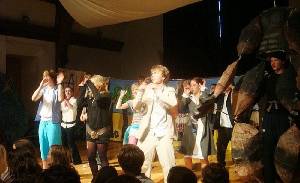 Театр St Columba's College