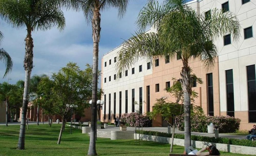 территория California State University, Northridge St Giles Summer