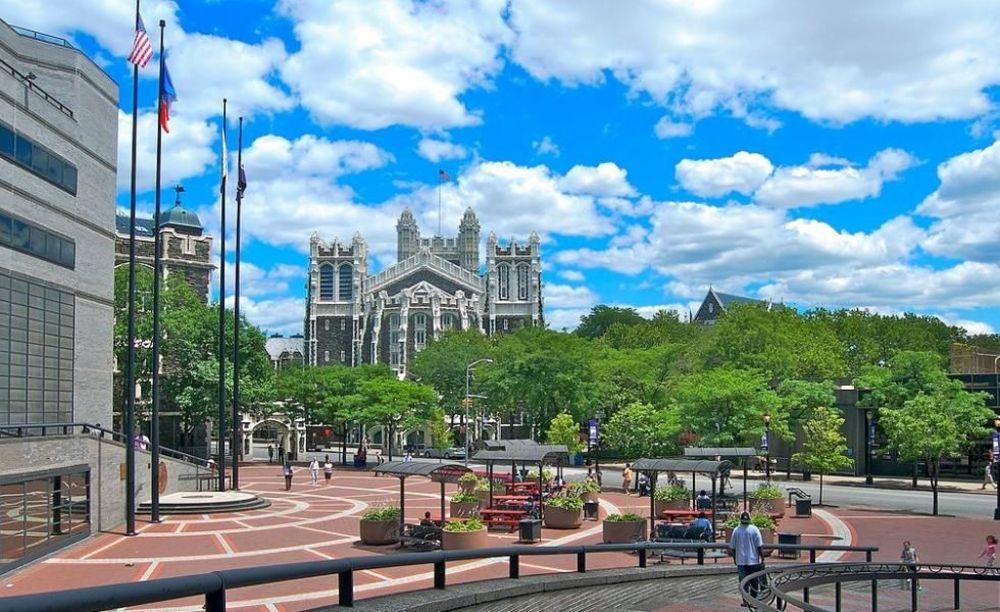 территория City College of New York Summer